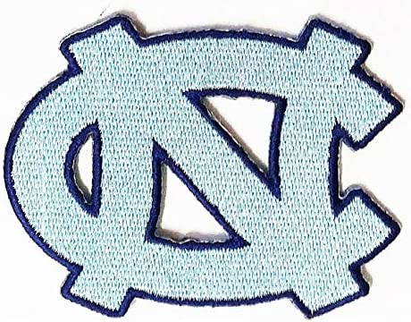 North Carolina Tar Heels Sport Patch Logo Embroidery Iron Sewing on Fabric product image