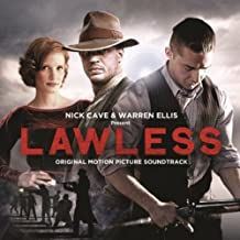 lawless soundtrack vinyl