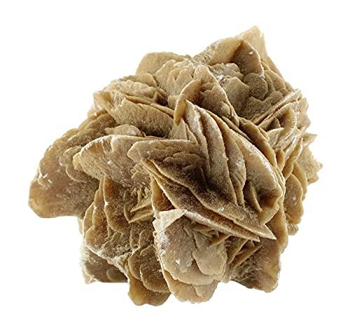 budawi® - Sandrose aus Nordafrika (Wüstenrose) Sandkristalle, Sandgips