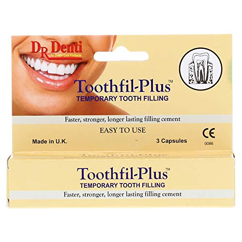 ZAHNZEMENT Füllmaterial Toothfil-Plus Kapseln 3 St
