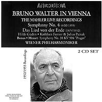Bruno Walter in Vienna Live Recordings Mahler Symphony, No. 4, Das Lied von der Erde by Kathleen Ferrier