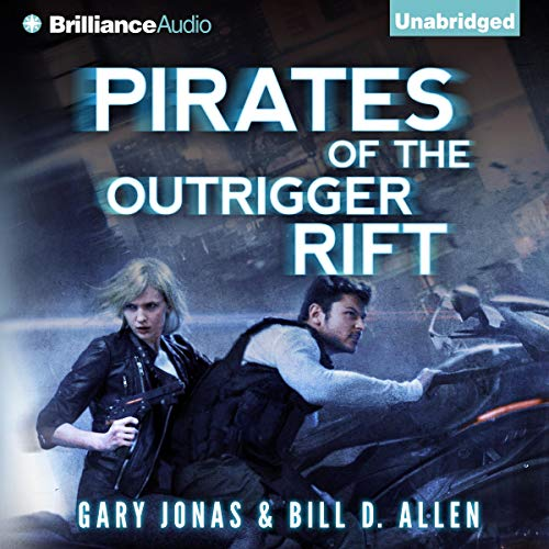 Pirates of the Outrigger Rift  By  cover art