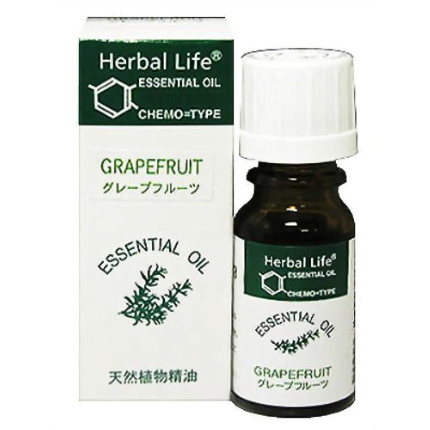 バンカー見る原理生活の木 Herbal Life グレープフルーツ 10ml
