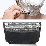 KOET Cabezal de papel de aluminio de repuesto para maquinilla de afeitar, accesorios con modelos 30B para Braun Series 30B 30S 4000 7000