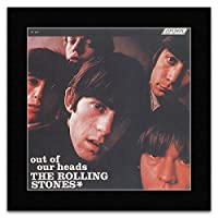 Rolling Stones - Out Of Our Heads 1965 Mini Poster - 30x30cm