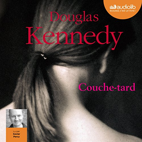Couche-tard audiobook cover art