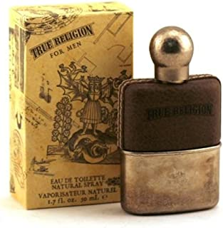 True Religion Eau De Toilet Spray for Men, 1.7 Ounce