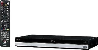 シャープ AQUOS ブルーレイレコーダー 2TB 2チューナー Ultra HDブルーレイ対応 4K対応 BD-UW2200