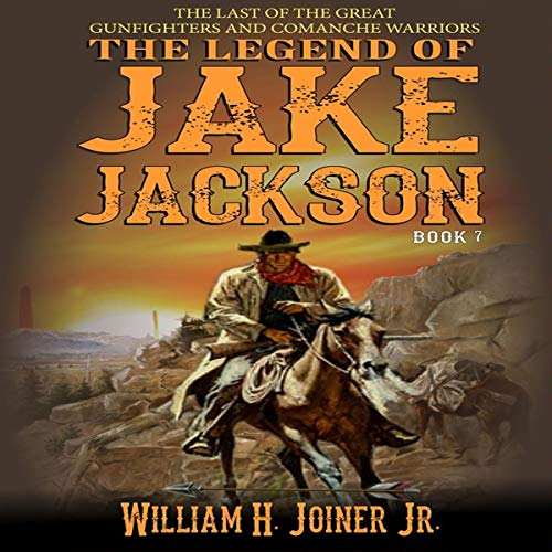 The Legend of Jake Jackson, Book 7  By  cover art