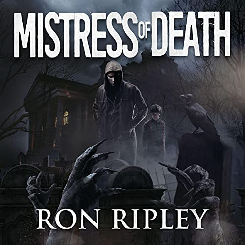 Mistress of Death: Supernatural Horror with Scary Ghosts & Haunted Houses (Death Hunter Series, Book 4)