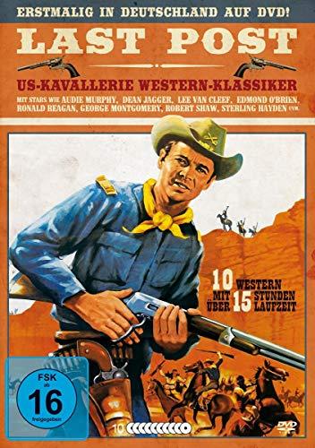 Last Post - US Kavallerie Western-Klassiker Box [10 DVDs]