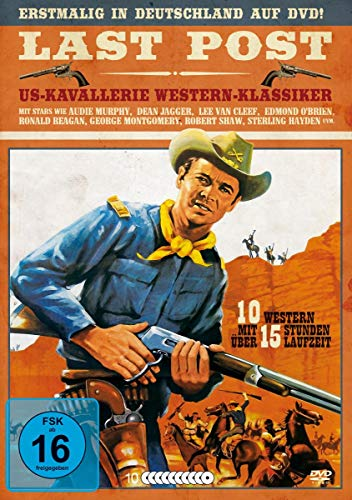 Last Post - US Kavallerie Western-Klassiker Box [10 DVDs]