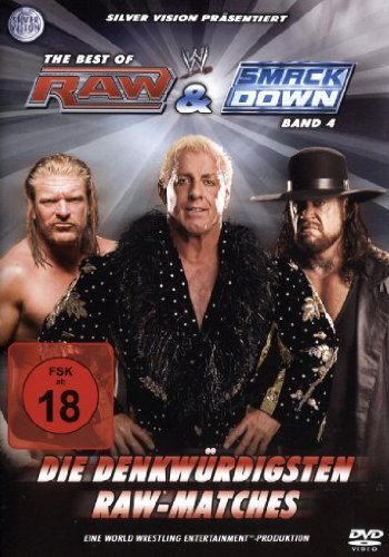 WWE - The Best of Raw & Smack Down Band 4 [Alemania] [DVD]