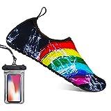 bopika barefoot shoes water sports shoes beach shoes quick-dry aqua yoga socks for women men kids