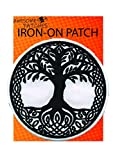Iron on Patches - Yggdrasil The Tree of Life in Norse Mythology Iron-on sew-on Patch Applique K-37
