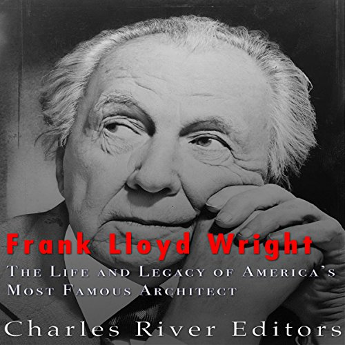 Frank Lloyd Wright audiobook cover art