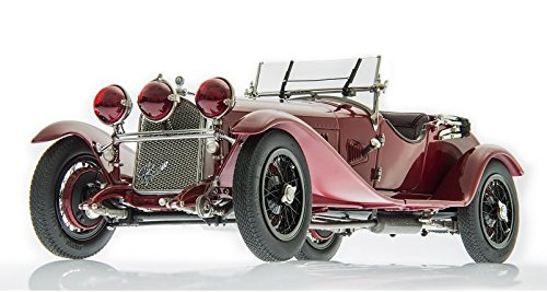 CMC-Classic Model Cars Alfa Romeo 6C 1750 Gran Sport 1930 1:18 Scale Detailed Assembled Collectible Historic Antique Vehicle Replica
