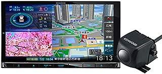 KENWOODケンウッドMDV-M906HD+CMOS-C230ハイレゾ再生HDパネル搭載フルセグBluetooth内蔵彩速ナビ+バックカメラセット