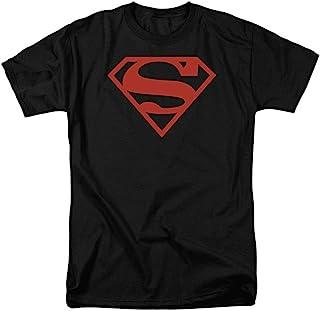 DC Comics Superboy Superman Logo T Shirt & Stickers