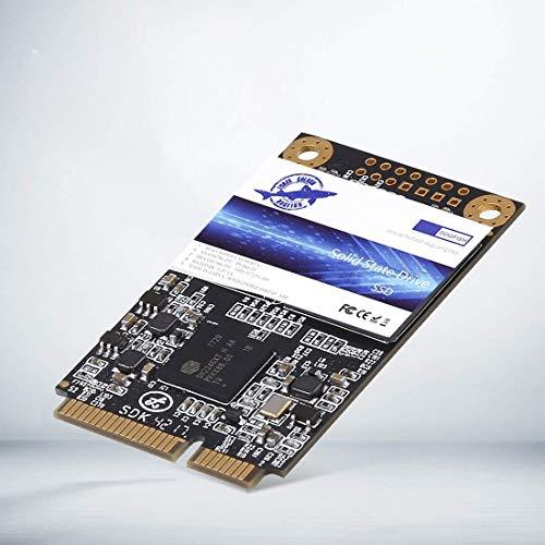 Dogfish SSD mSATA 128GB Integrierte Solid-State-Festplatte Hochleistungs-Festplatte Für Desktop-Laptop 6 GB/s Einschließlich SSD 32GB 60GB 64GB 120GB 128GB 240GB 250GB 480GB 500GB (128GB, msata)