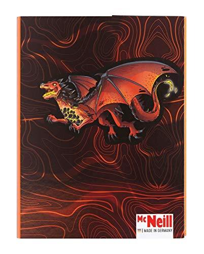 McNeill Heftbox A4 Drache