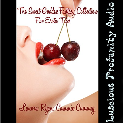 The Sweet Goddess Fantasy Collection audiobook cover art