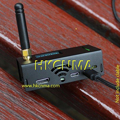 MMDVM Hotspot Spot Radio Station WiFi Digital Voice Modem DMR P25 Hotspot Support YSF OLED Raspberry Pi Antenna