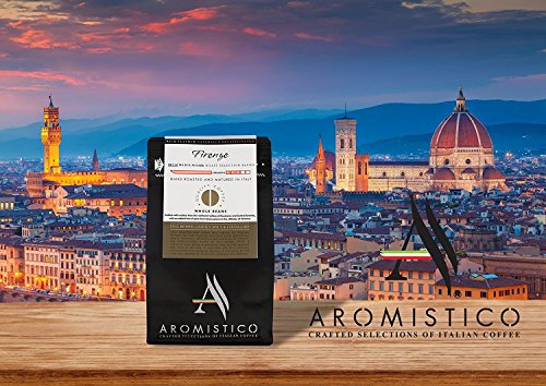 AROMISTICO-1-Kg-Premium-Italian-Roasted-Whole-Coffee-Beans-Napoli-or-Roma-or-Venezia-or-Firenze-Decaf-Blends-for-Espresso-Moka-Filter-Cafetiere-Pour-Over-Drip-Aeropress-1KG