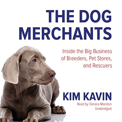 The Dog Merchants audiobook cover art
