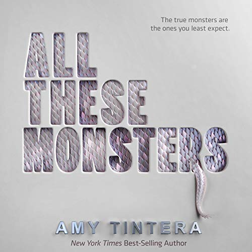 All These Monsters  By  cover art