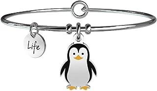 Pinguino Amicizia, Unica, Argento