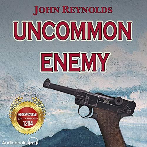 Uncommon Enemy  By  cover art