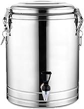 Met kraanisolatievat, van 8 tot 54 liter, kunt u 7 soorten capaciteit, krachtige warmtebewaring en koudebewaringsmogelijkh...