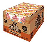 Nissin Chicken Cup Noodles, 2.25 Oz Each (Pack Of 24)