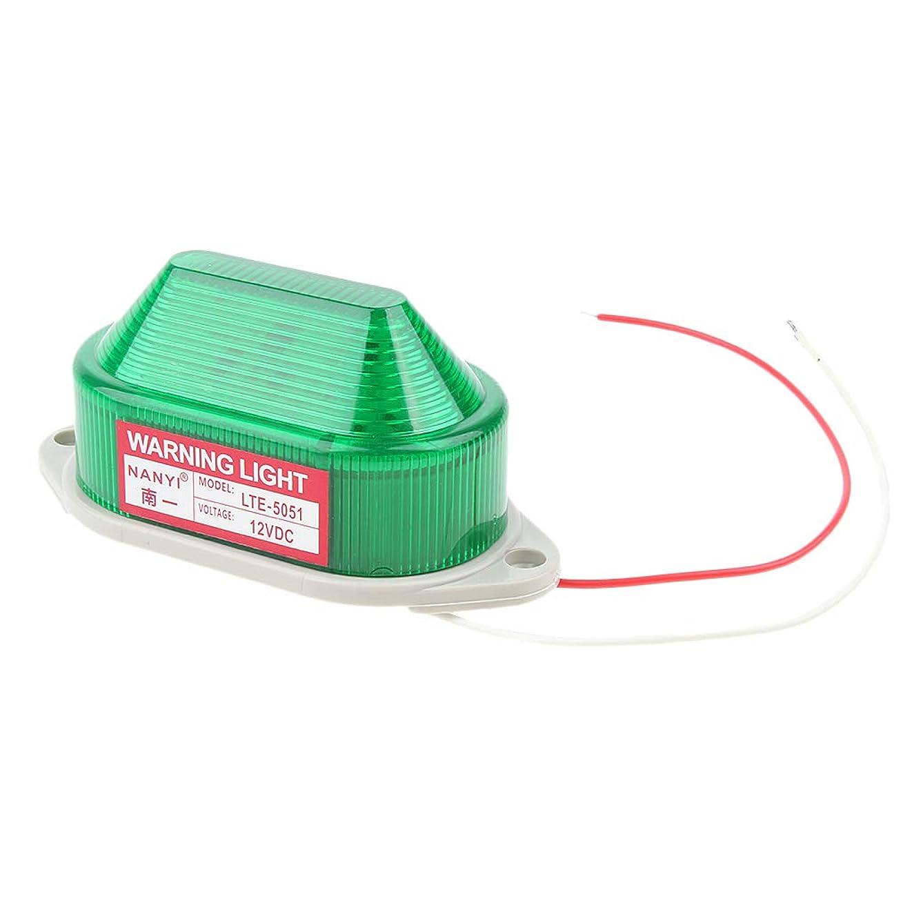 レスリングレイアウトベックスAlmencla 警告灯 警告灯信号 ストロボ 緊急事態 産業 工場 12V 緑