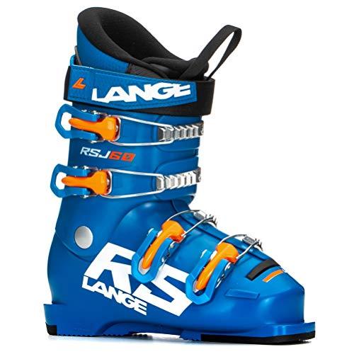 Lange RSJ 60 Skischuhe, Juventud, Unisex, Blau, 245