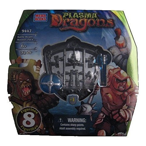 Mega Bloks Dragons Guerreros Surtidos