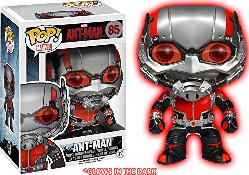 Funko Pop Ant-Man – Brilla en la oscuridad (Ant-Man 85) Funko Pop Ant-Man
