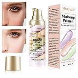 Liquid Foundation, Flüssige Grundierung, Primer Makeup, 3 Farbe Isolation Cream,Primer Langlebig...