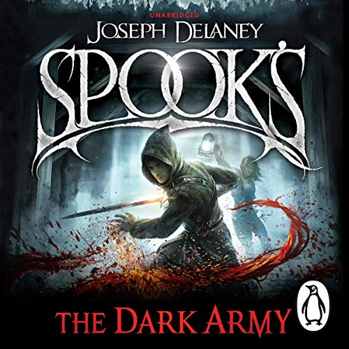 Spook's: The Dark Army     The Starblade Chronicles, Book 2              De :                                                                                                                                 Joseph Delaney                               Lu par :                                                                                                                                 Clare Corbett,                                                                                        Gabrielle Glaister,                                                                                        Steve Hodson,                   and others                 Durée : 7 h et 29 min     Pas de notations     Global 0,0