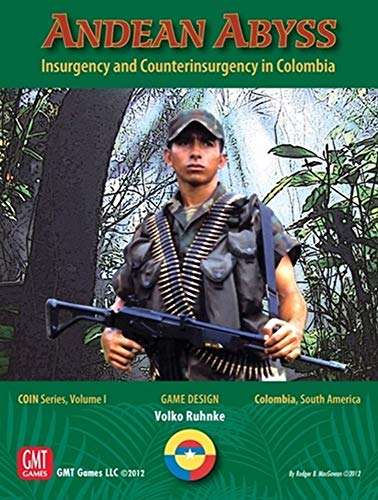 Andean Abyss – Insurgency and Counterinsurgency in Columbia, 2nd Printing