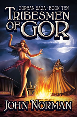 Tribesmen of Gor (Gorean Saga Book 10) by [John Norman]