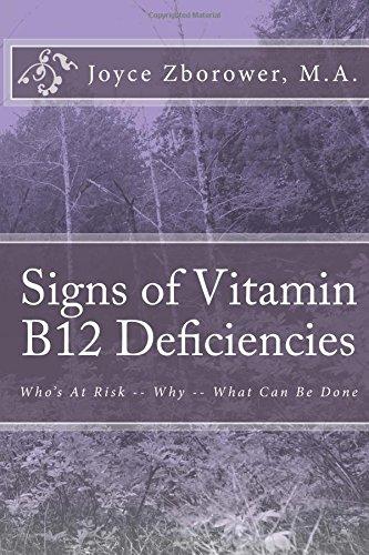 Signs of Vitamin B12 Deficiencies: Who