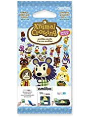 Nintendo 3DS Animal Crossing: Happy Home D. Card 3 set Vol.3