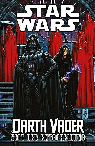Star Wars Comics - Darth Vader (Ein Comicabenteuer): Zeit der Entscheidung
