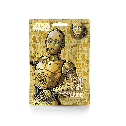 Mad Beauty - Mascarilla Facial Star Wars C3PO