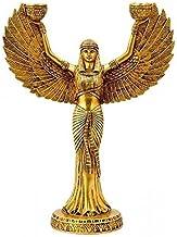 The Messenger of Light - Brass Candle Holder (30.48 cm, 23.50 cm, 9.53 cm)/Indian Brass Statue