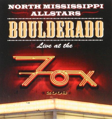 Boulderado : Live at the Fox