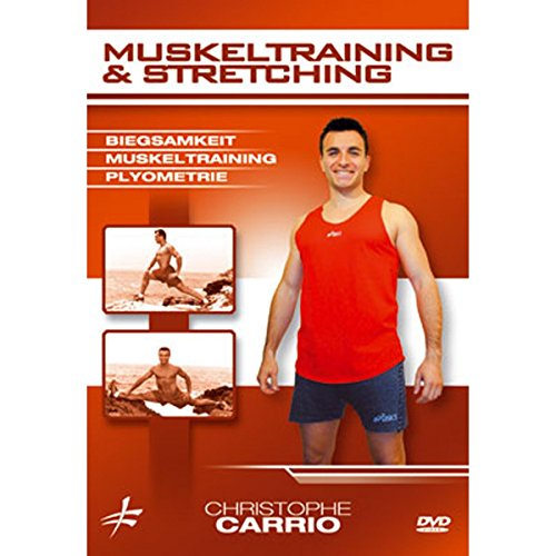 Christophe Carrio - Muskeltraining & Stretching