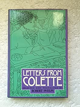 Letters from Colette 0345300599 Book Cover